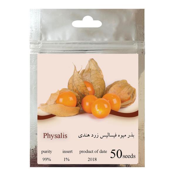 بذر میوه فیسالیس کد 002