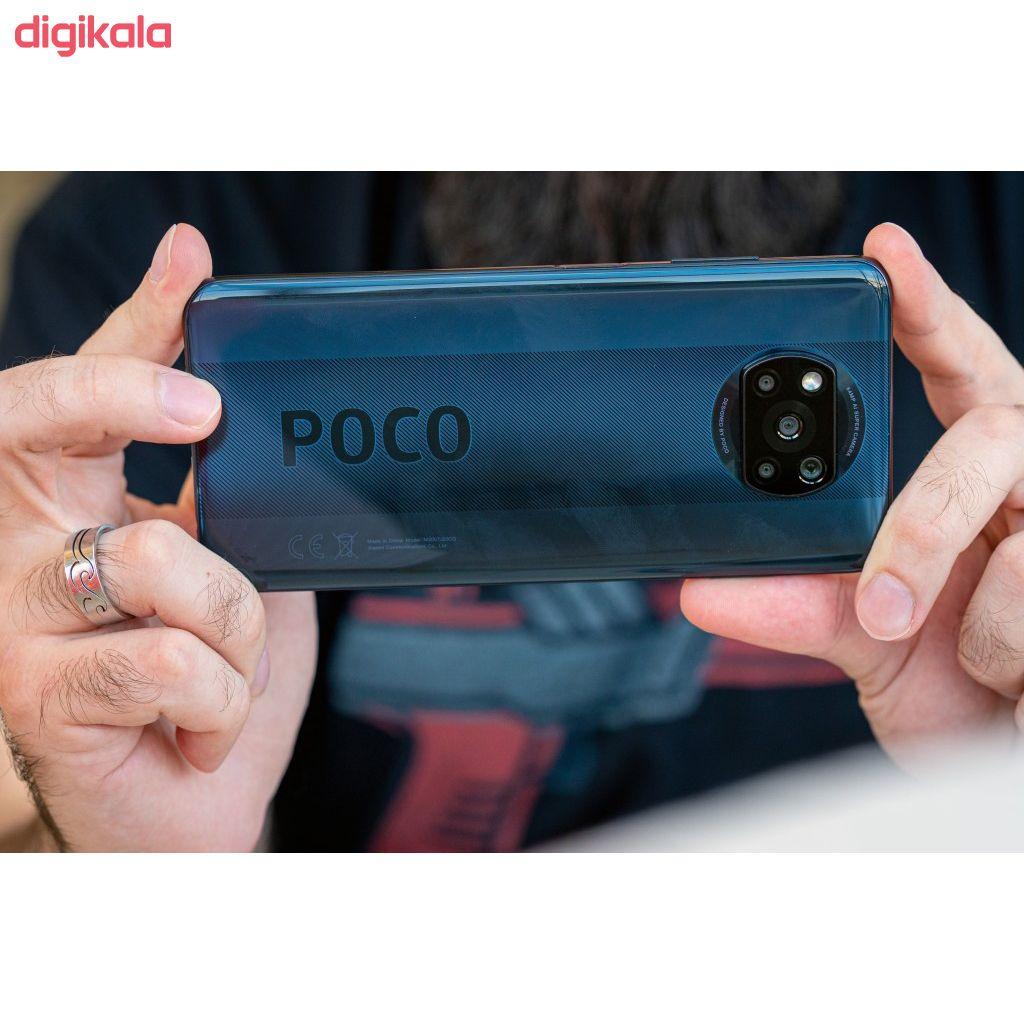 گوشی موبایل شیائومی مدل POCO X3 M2007J20CG دو سیم کارت ظرفیت 128 گیگابایت main 1 21