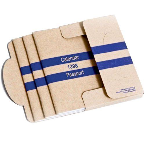 سالنامه سال 1398 پدیده نقش مدل 01 بسته 3 عددی