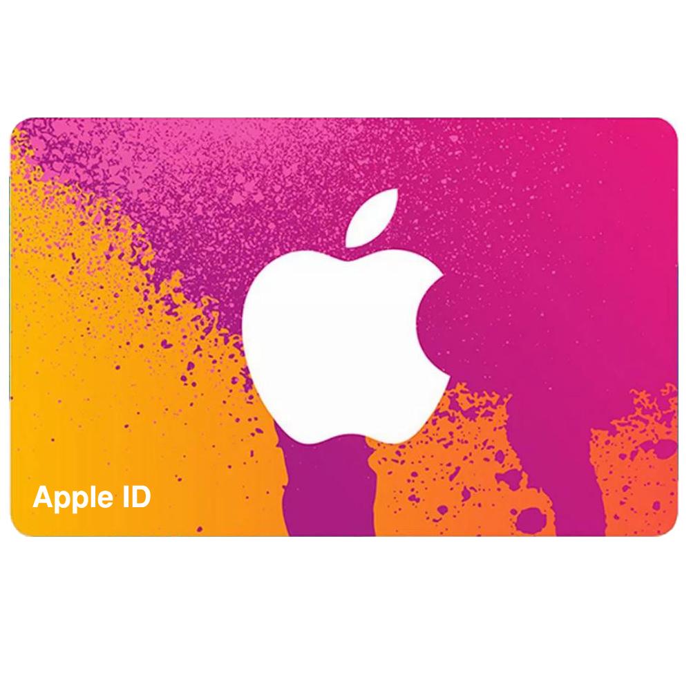 خرید اینترنتی                     کارت اپل آیدی بدون اعتبار اولیه مدل ID0A             اورجینال