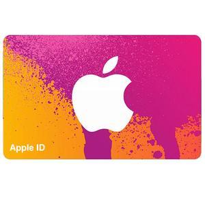 کارت اپل آیدی بدون اعتبار اولیه مدل ID0A