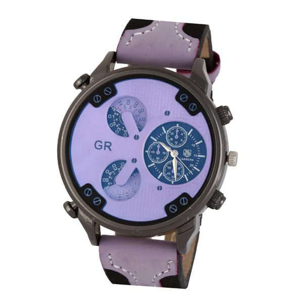 کد تخفیف                                      ساعت مچی عقربه ای مردانه مدل GR-Pur                     غیر اصل