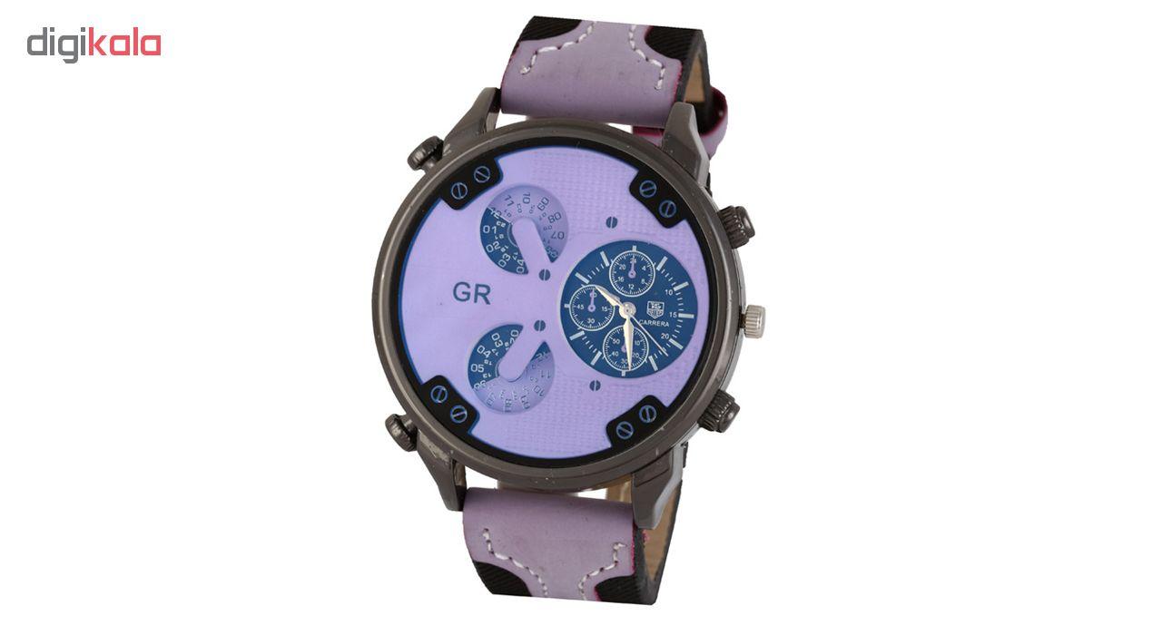 ساعت مچی عقربه ای مردانه مدل GR-Pur