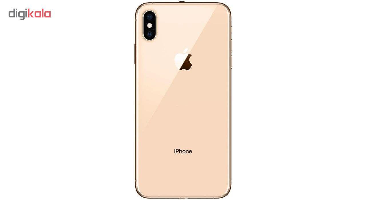 گوشی موبایل اپل مدل iPhone XS Max LLA تک سیم کارت ظرفیت 64 گیگابایت