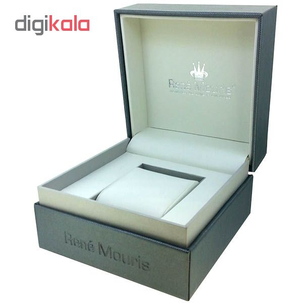 ساعت مچی عقربه ای زنانه رنه موریس مدل Dream1  50107 RM2