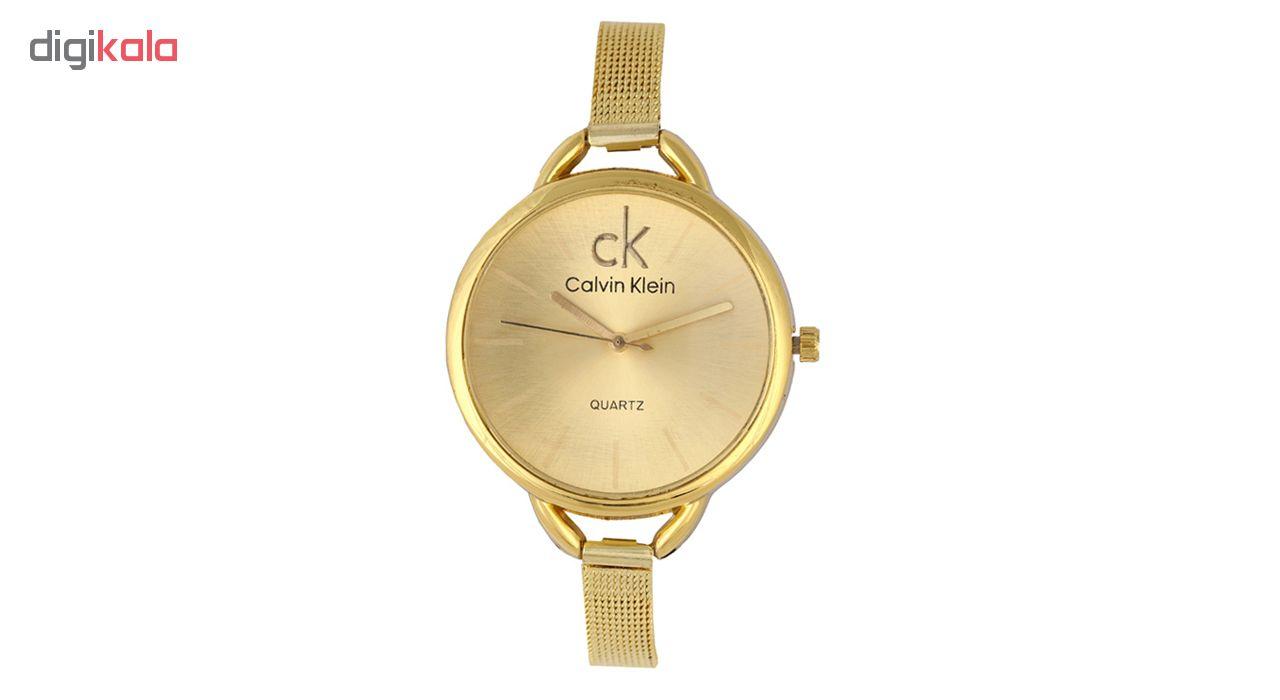 ساعت مچی عقربه ای زنانه مدل C-GL