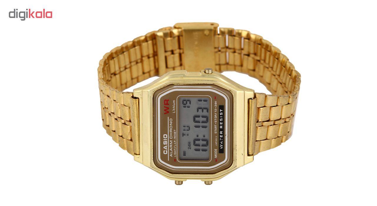 ساعت مچی دیجیتال مردانه مدل A159WG