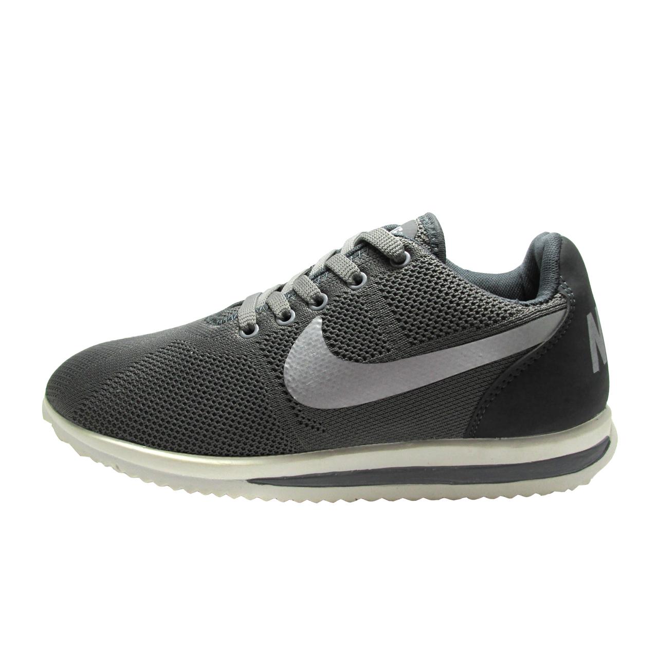 قیمت کفش پیاده روی مردانه مدل B18 رنگ طوسی