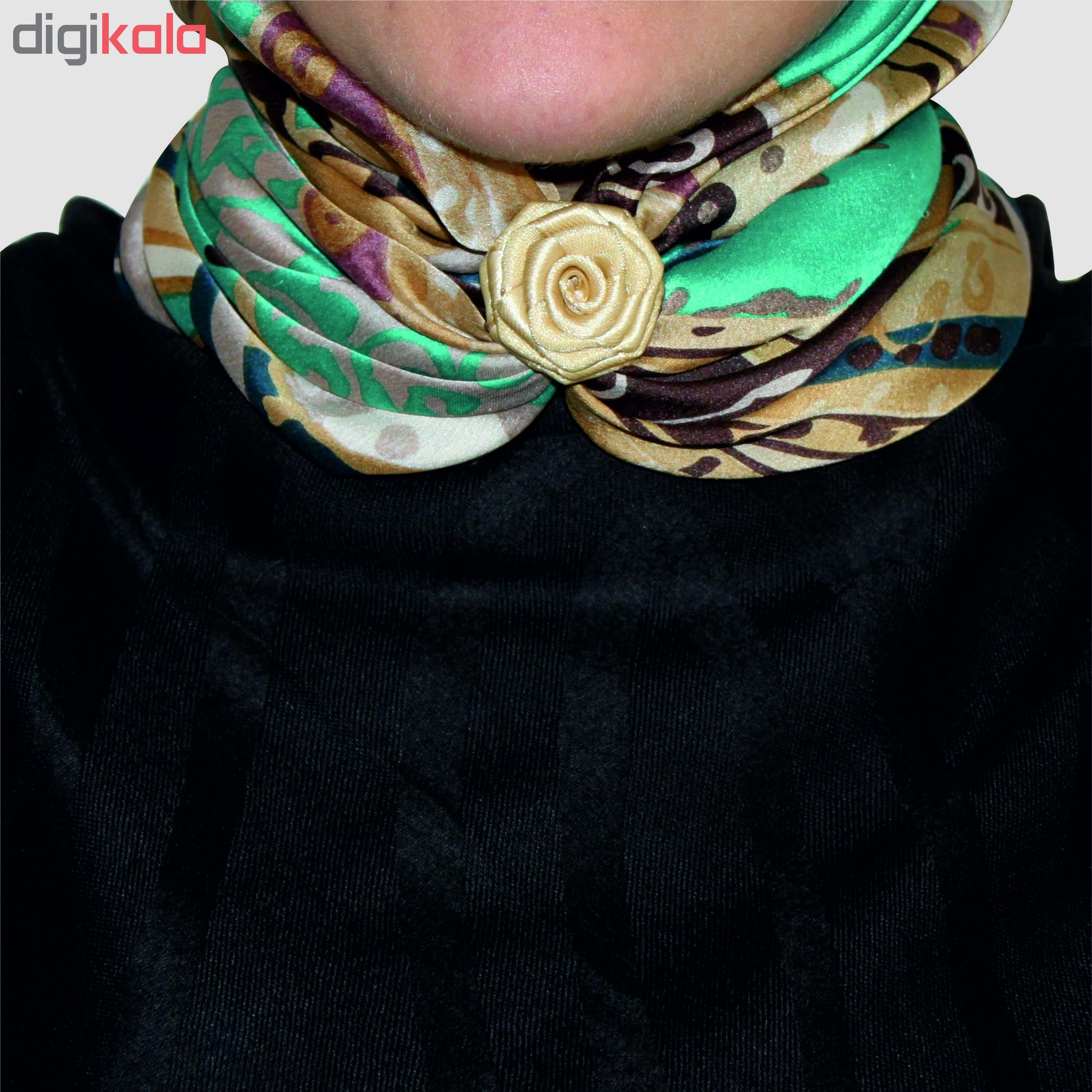 حلقه روسری مدل SR3