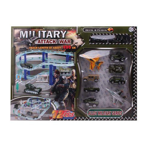 ست اسباب بازی جنگی مدل Military 9209