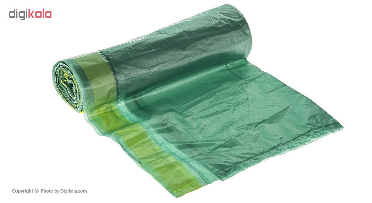 کیسه زباله دقیق پلاستیک کهن کد 760034 سایز بزرگ