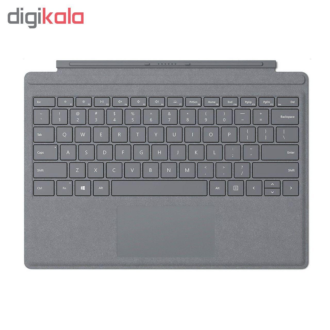 تبلت مایکروسافت مدل Surface Pro 6 - H به همراه کیبورد Signature و قلم main 1 2