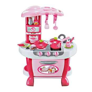 ست اسباب بازی آشپزخانه کد 008