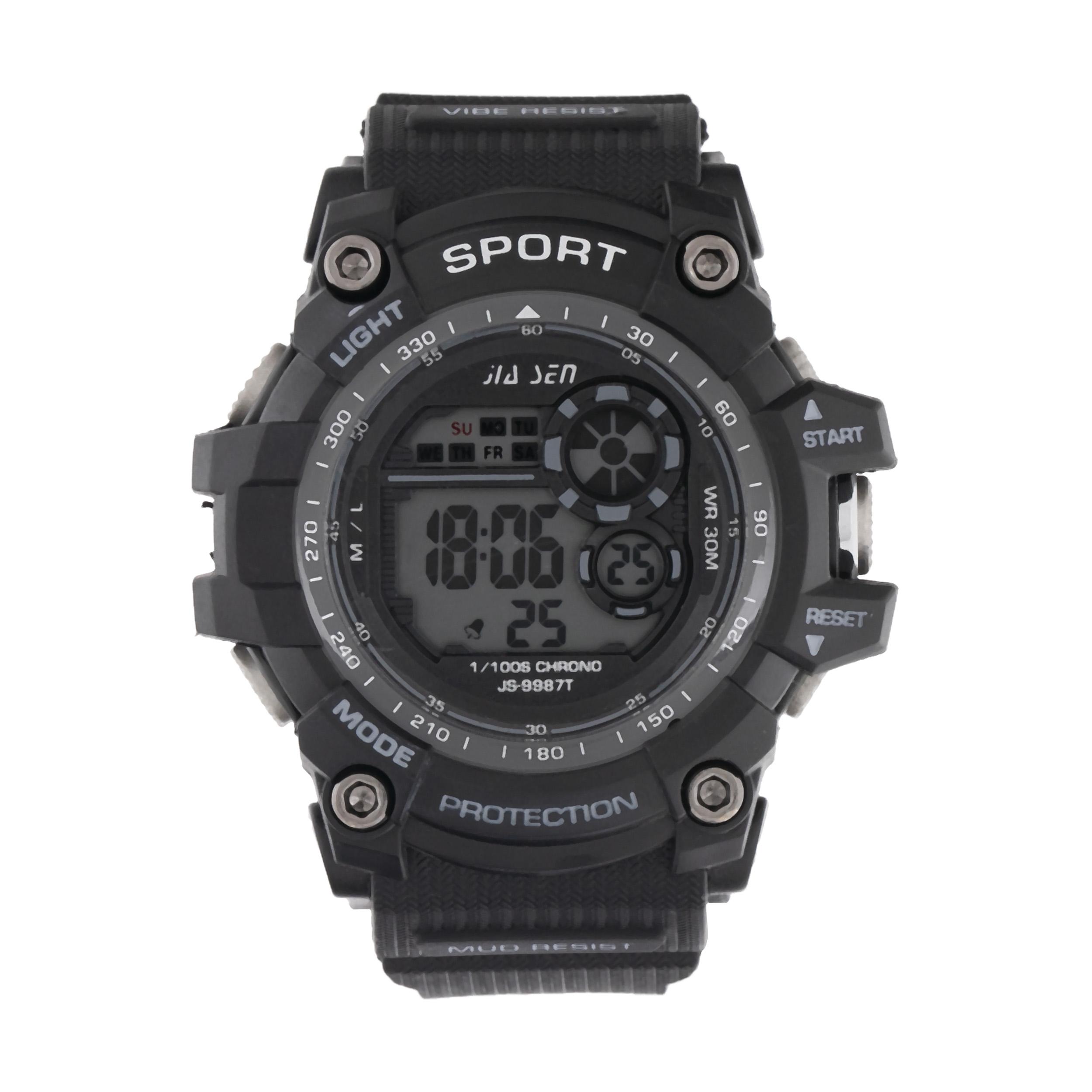 کد تخفیف                                      ساعت مچی دیجیتال مردانه مدل g-1969
