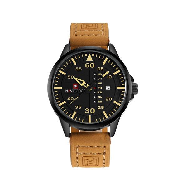 ساعت مچی عقربه ای مردانه نیوی فورس مدل NF9074