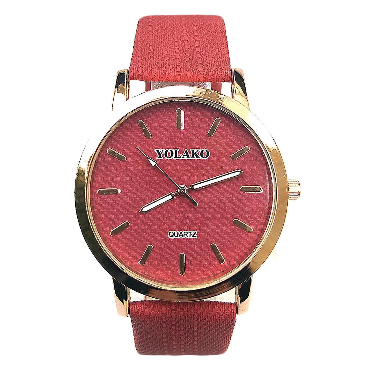ساعت زنانه برند کارتیسی کد W2161