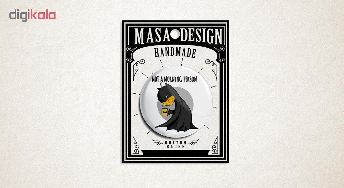 پیکسل ماسا دیزاین طرح بتمن جوکر دارک نایت کد AS563