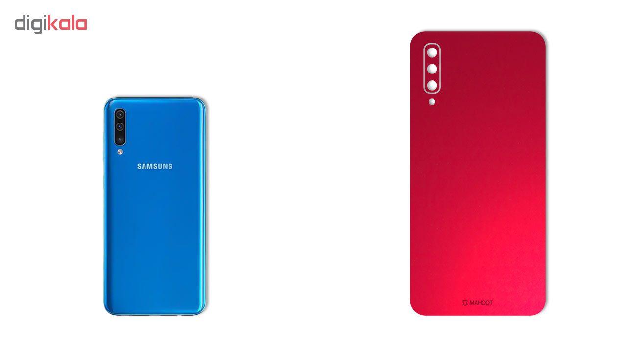 برچسب پوششی ماهوت طرح Color-Special مناسب برای گوشی موبایل سامسونگ Galaxy A50