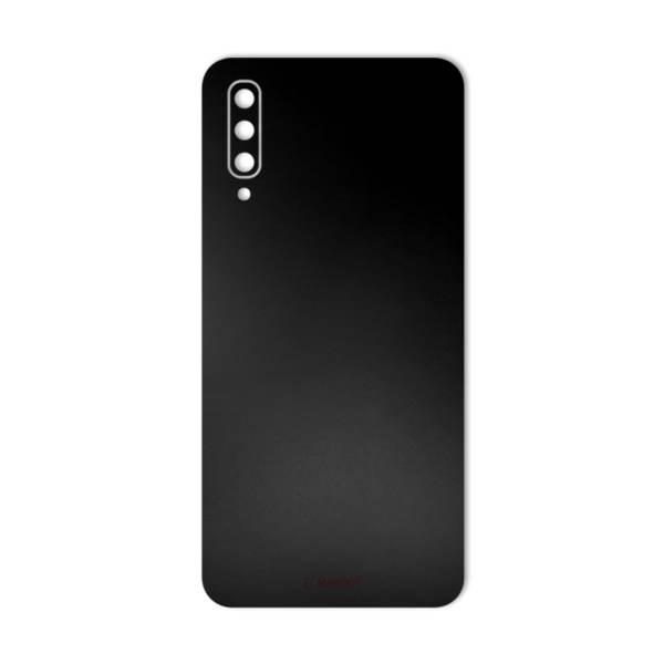 برچسب پوششی ماهوت طرح Black-Color-Shades مناسب برای گوشی موبایل سامسونگ Galaxy A50