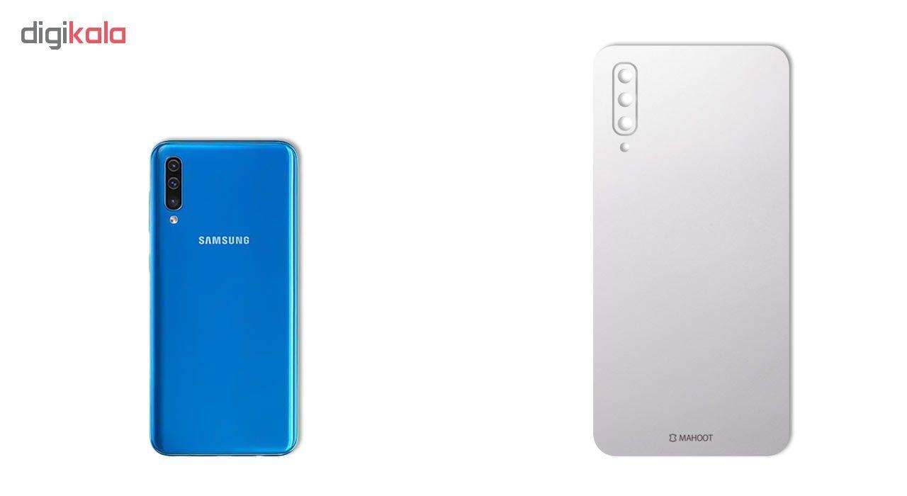 برچسب پوششی ماهوت طرح Black-Color-Shades مناسب برای گوشی موبایل سامسونگ Galaxy A50 main 1 4