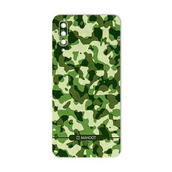 برچسب پوششی ماهوت طرح Army-Pattern مناسب برای گوشی موبایل سامسونگ Galaxy A50