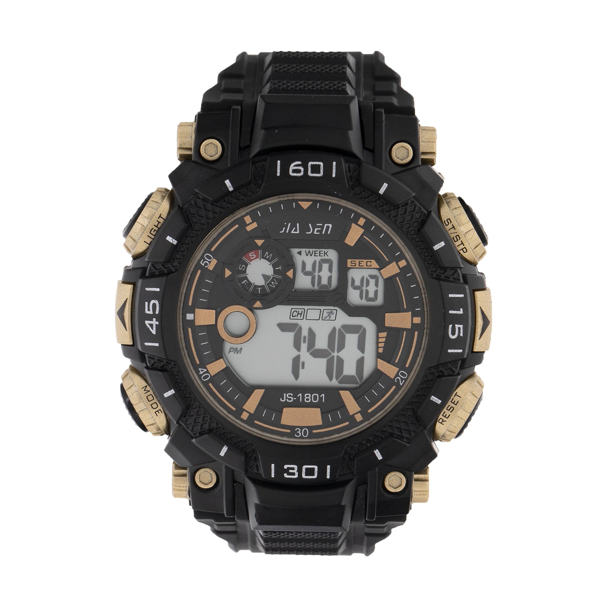 ساعت مچی دیجیتال مردانه مدل g-1758