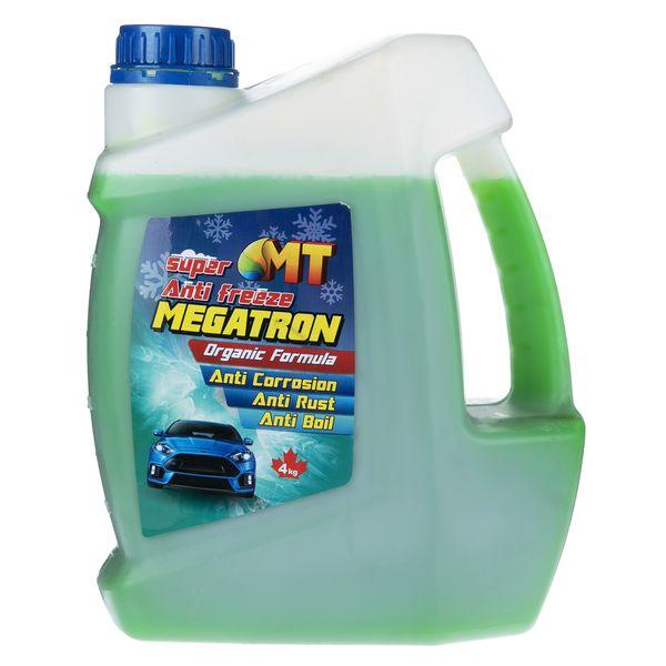 ضدیخ خودرو مگاترون مدل Super Anti Freeze مقدار 4 کیلوگرم