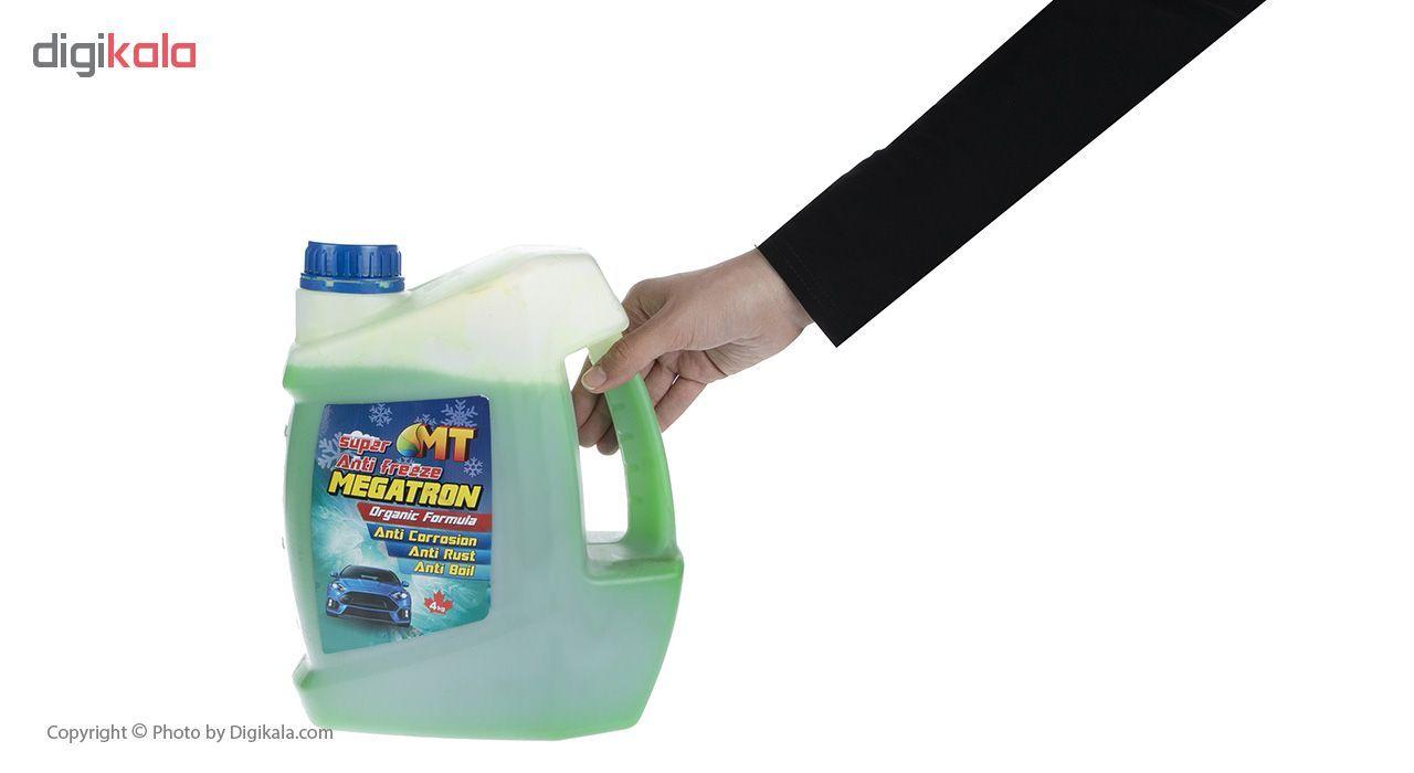 ضدیخ خودرو مگاترون مدل Super Anti Freeze مقدار 4 کیلوگرم main 1 3