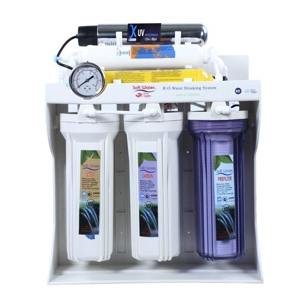 دستگاه تصفیه کننده آب خانگی سافت واتر مدل RO-03