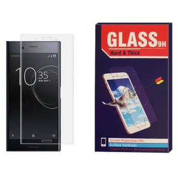 محافظ صفحه نمایش Hard and thick مدل F-01 مناسب برای گوشی موبایل سونی Xperia Xz premium