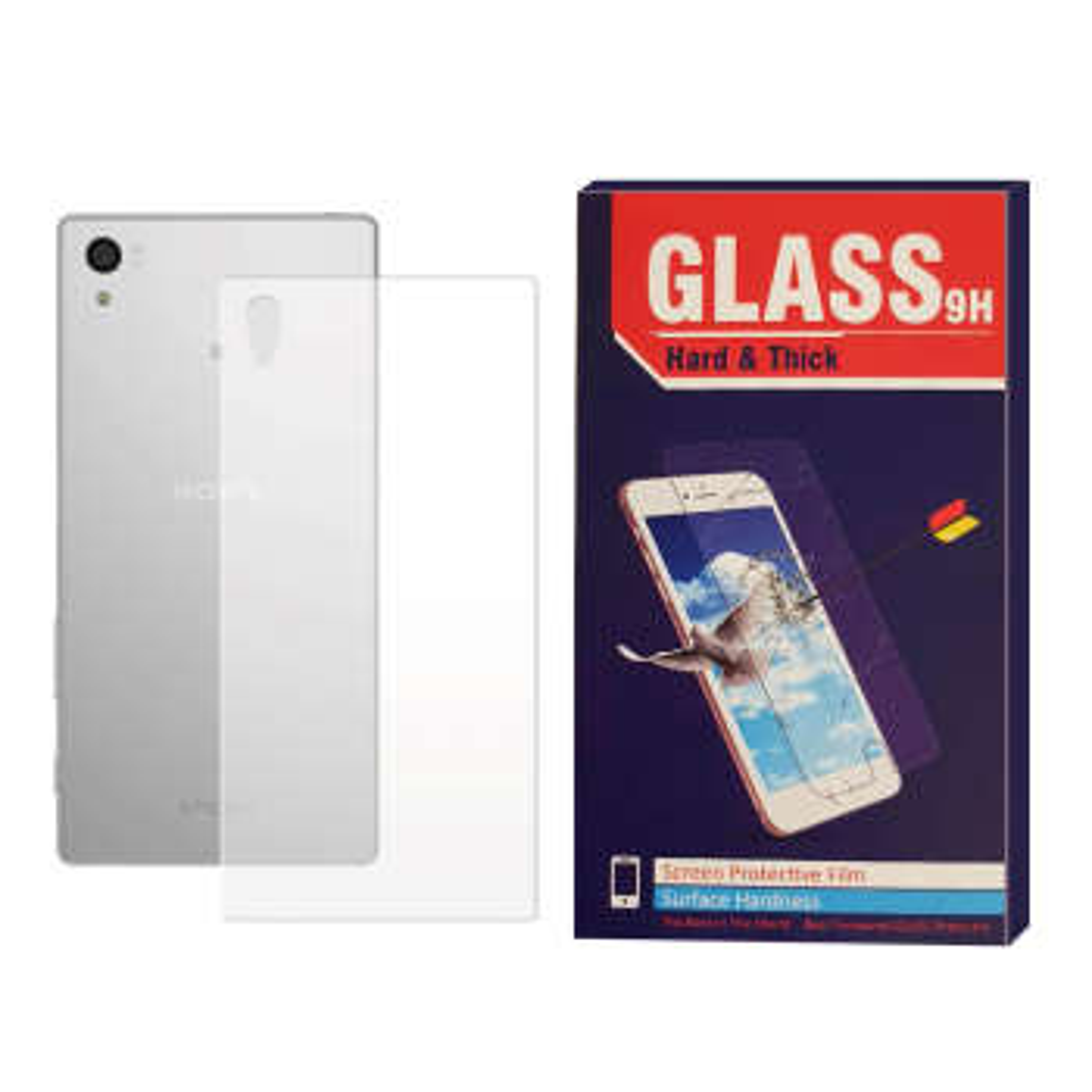 محافظ پشت گوشی Hard and thick مدل F-01 مناسب برای گوشی موبایل سونی Xperia Z3