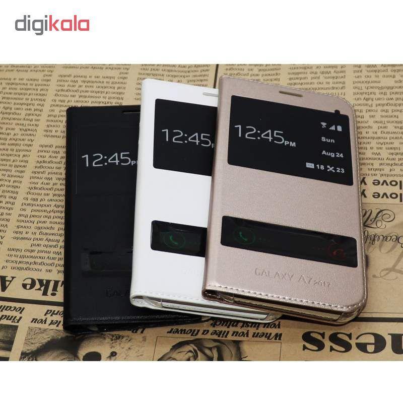 کیف کلاسوری مدل Fw-001 مناسب برای گوشی موبایل سامسونگ Galaxy J5 Pro main 1 3