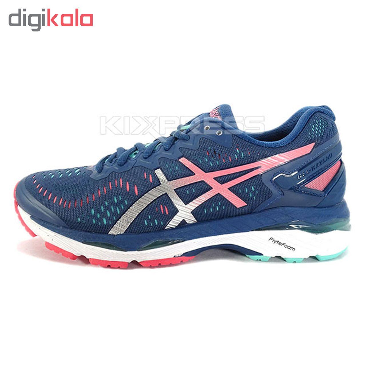 کفش ورزشی مخصوص دویدن و پیاده روی زنانه مدل gel kayano کد T696N