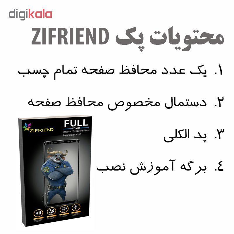 محافظ صفحه نمایش زیفرند مدل ZIF مناسب برای گوشی موبایل سامسونگ Galaxy A10 2019 main 1 2