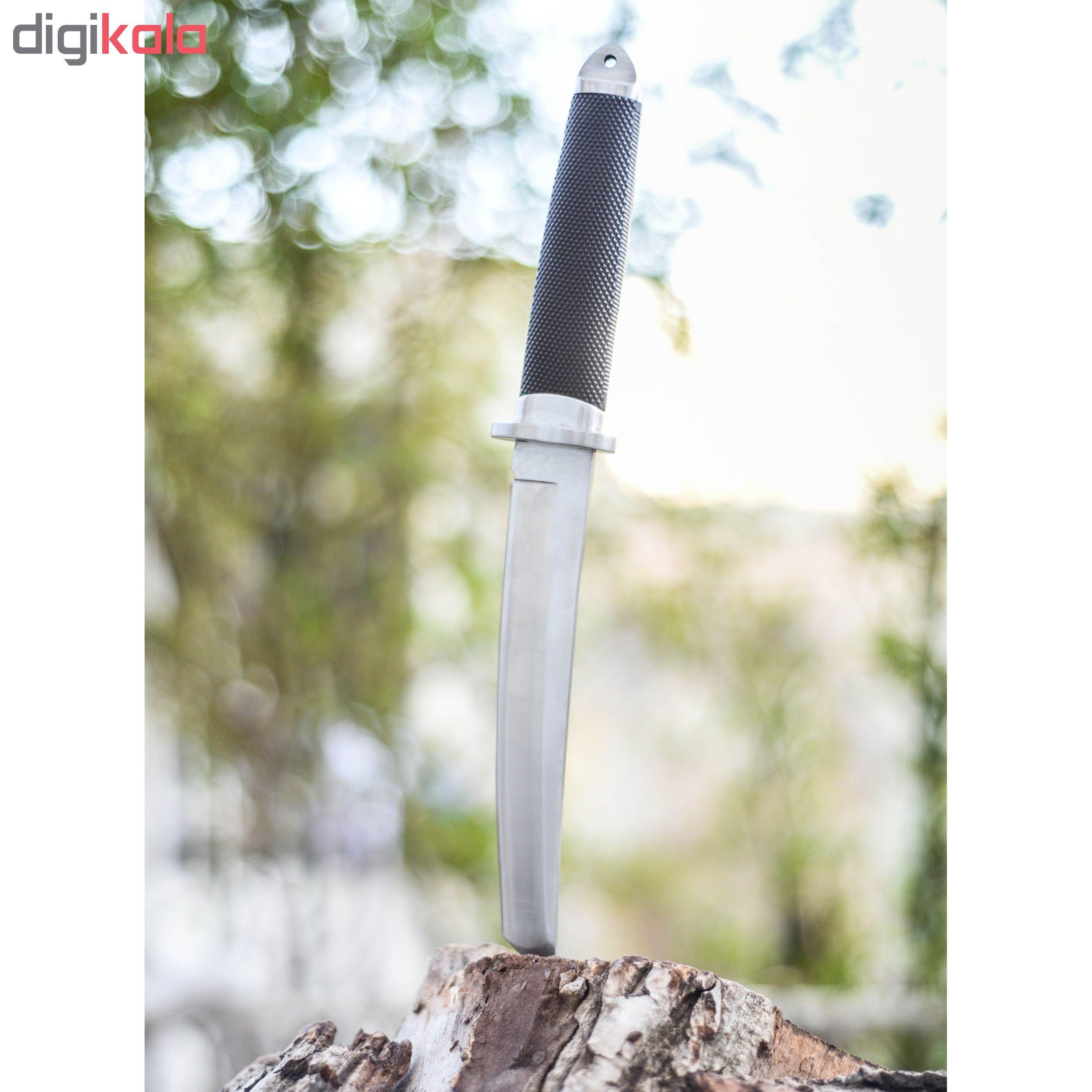 چاقو سفری کلد استیل مدل MAGNUM TANTO IX