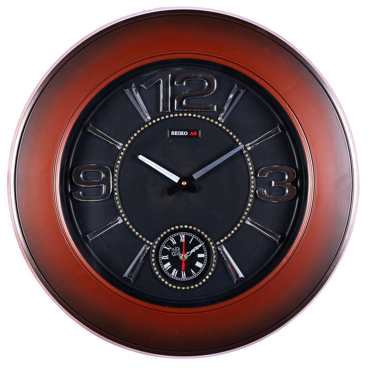 خرید ساعت دیواری سیکو  کد DELGHT-398 | ساعت مچی