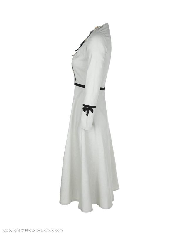 مانتو زنانه عاطفه نادری طرح پاپیونی مدل 1061128-0599