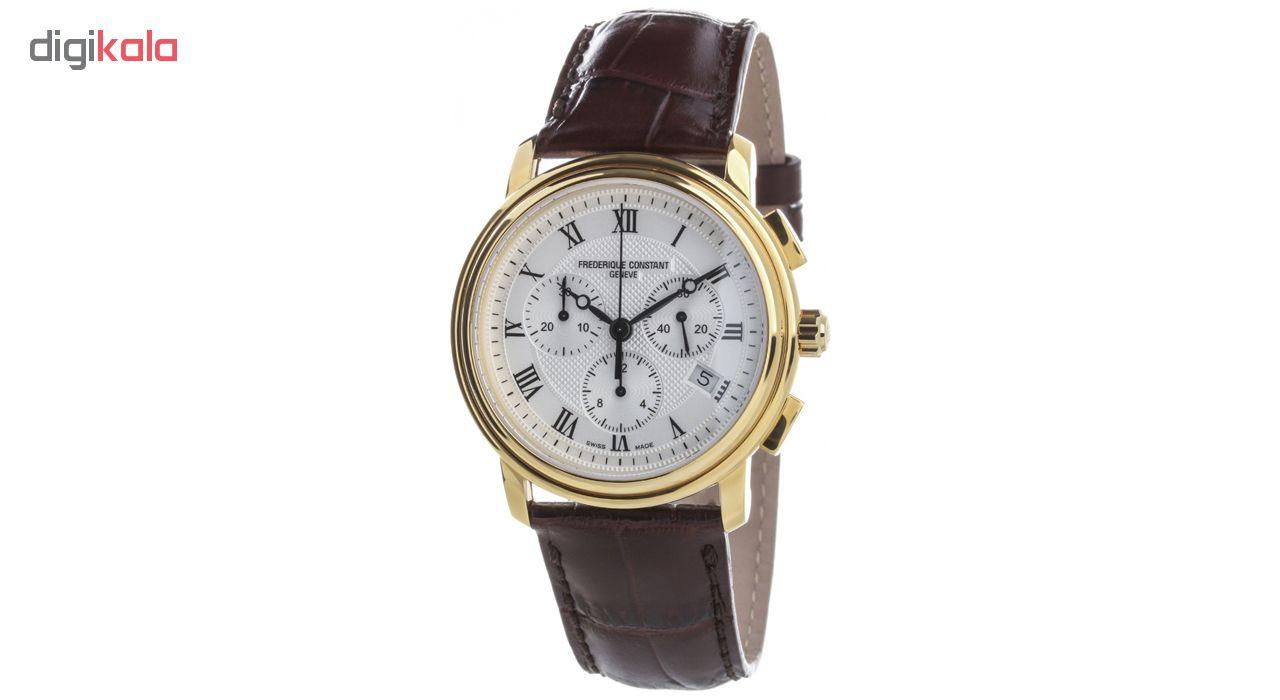 خرید ساعت مچی عقربه ای مردانه فردریک کنستانت مدل FC-292X4P4/5/6