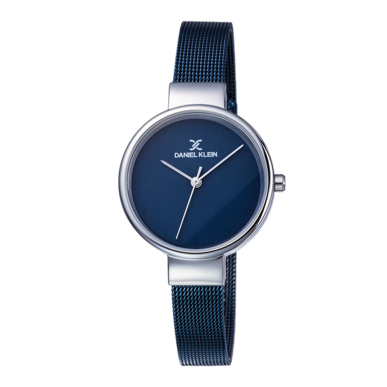 ساعت مچی عقربه ای زنانه دنیل کلین مدل DK11877-6 به همراه دستمال مخصوص برند کلین واچ 28