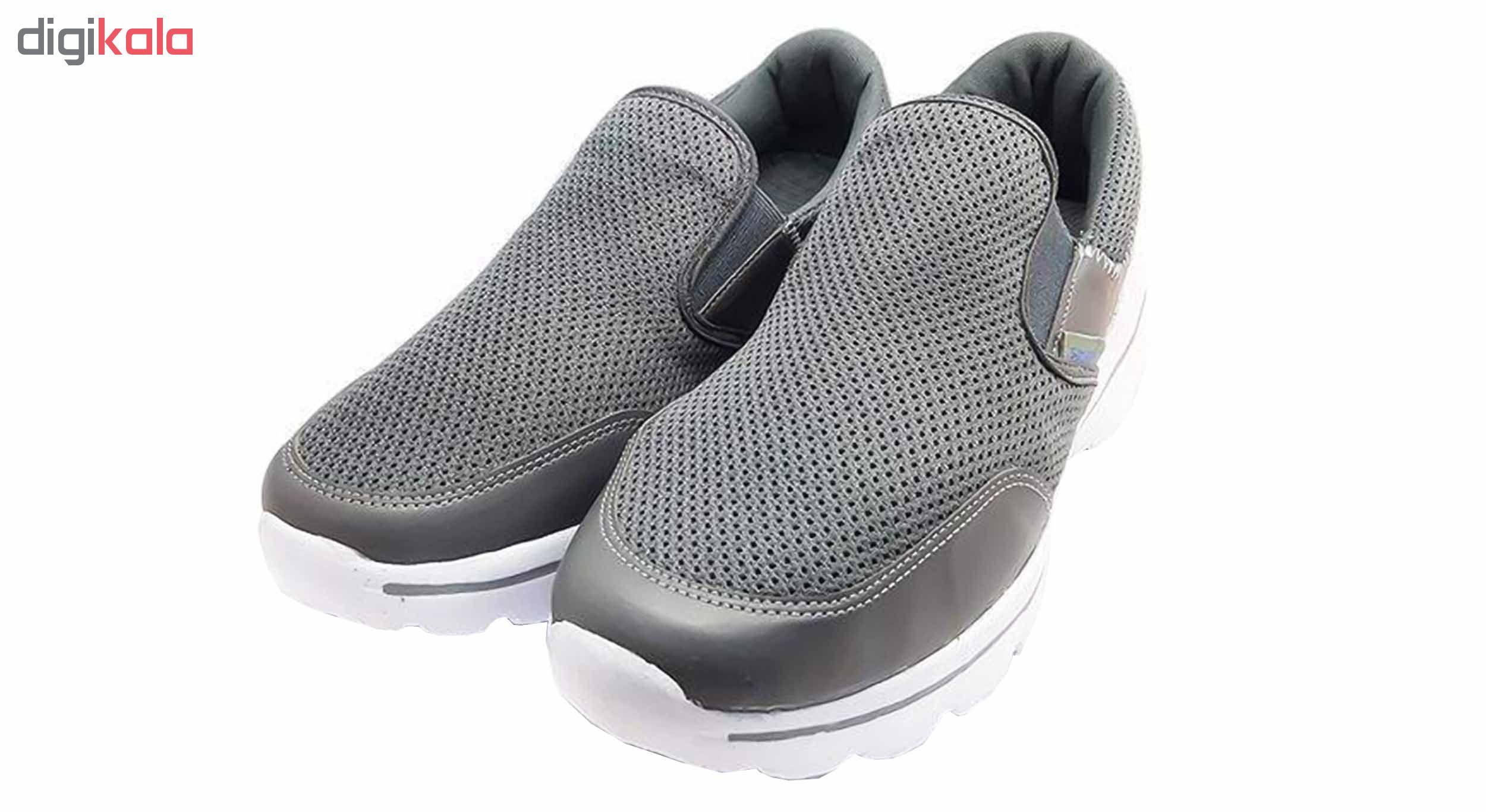 کفش مخصوص پیاده روی مردانه نسیم مدل واتیکان کد F201