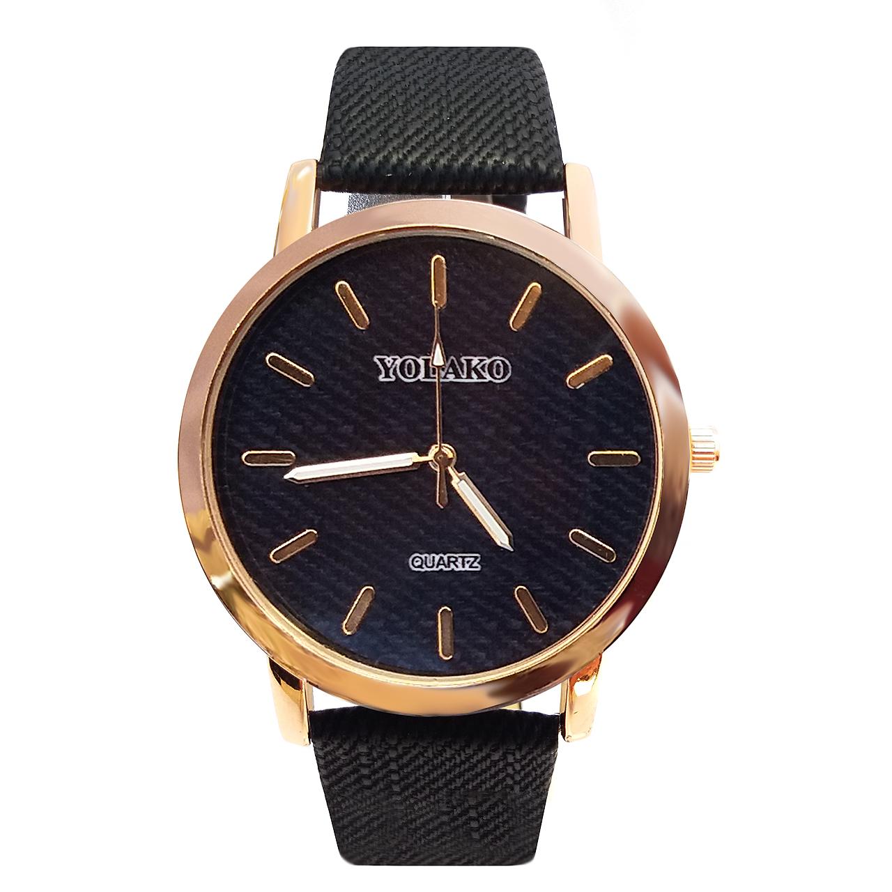 خرید ساعت مچی عقربه ای زنانه یولاکو مدل 1486
