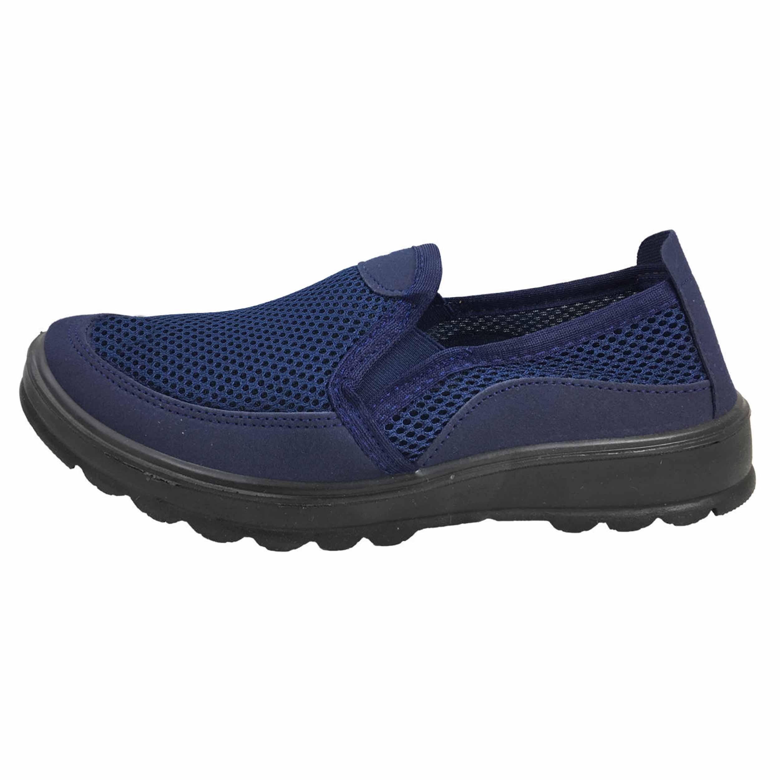 کفش مخصوص پیاده روی مردانه نسیم مدل فرهاد کد S102