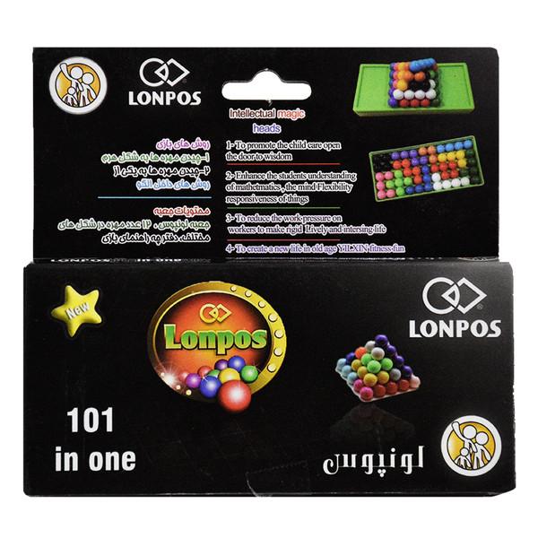 بازی فکری لونپوس کد 101