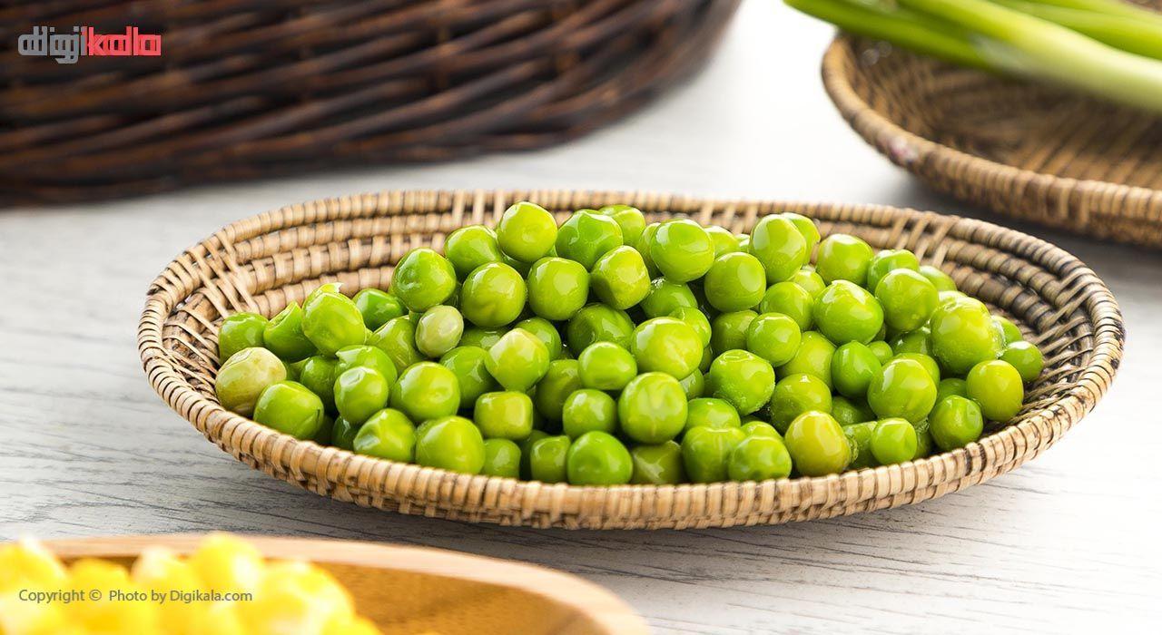 نخود فرنگی منجمد نوبر سبز مقدار 400 گرم main 1 5