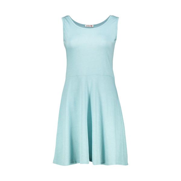 پیراهن زنانه افراتین کد 9641-3 رنگ آبی