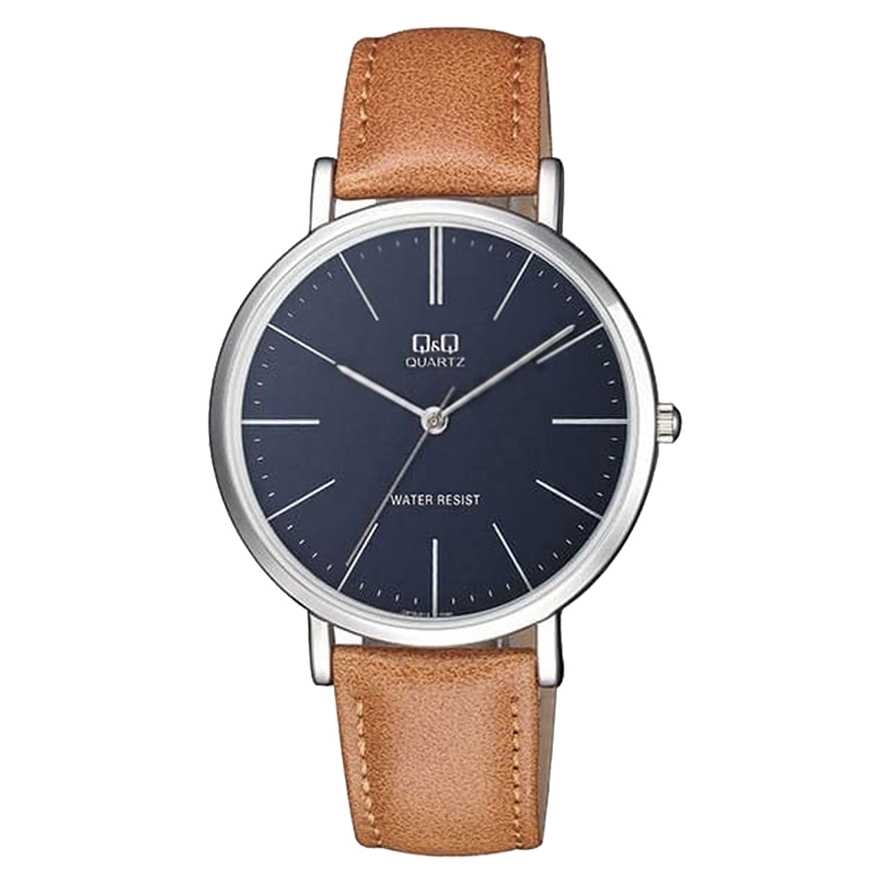 کد تخفیف                                      ساعت مچی عقربه ای مردانه کیو اند کیو مدل q978j312y به همراه دستمال مخصوص برند کلین واچ