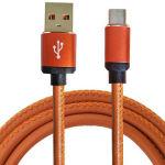 کابل تبدیل USB به microUSB مدل pu-sm52 طول 1 متر thumb