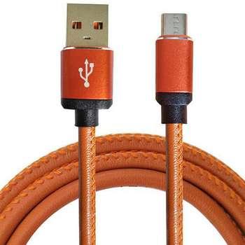 کابل تبدیل USB به microUSB مدل pu-sm52 طول 1 متر