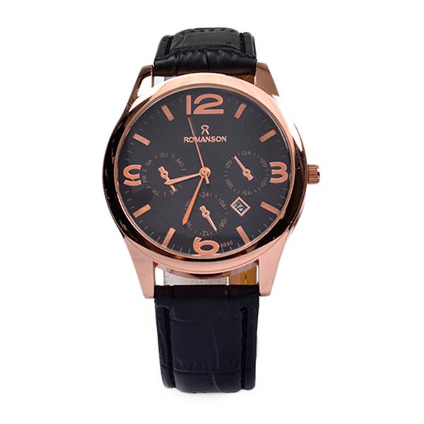 ساعت مچی عقربه ای مردانه مدل R3En-Bk