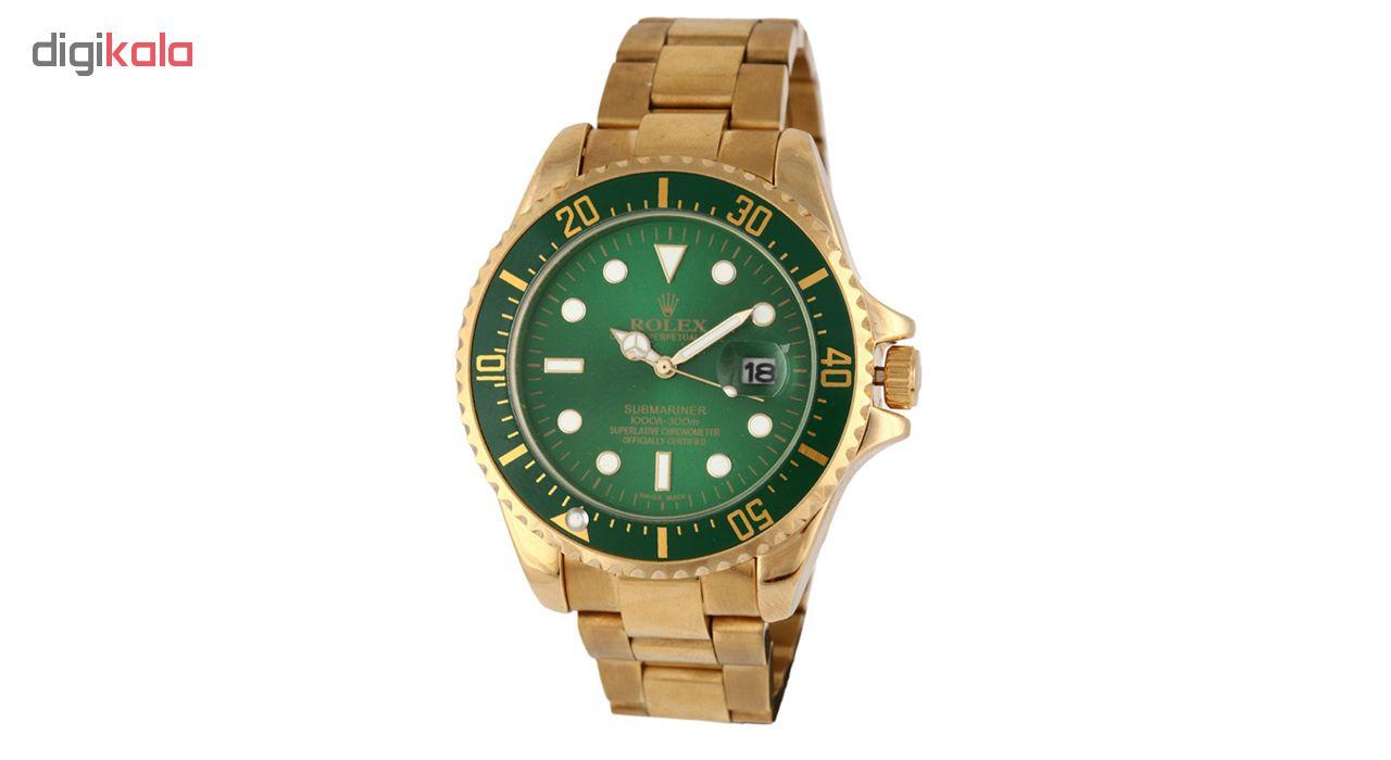 خرید ساعت مچی عقربه ای مردانه مدل RFash-Gl
